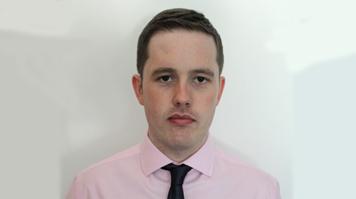 Daniel Doyle, alumnus, BSc (Hons) Business Information Technology
