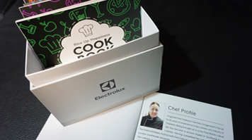 National Bakery School graduate launches partnership with Electrolux