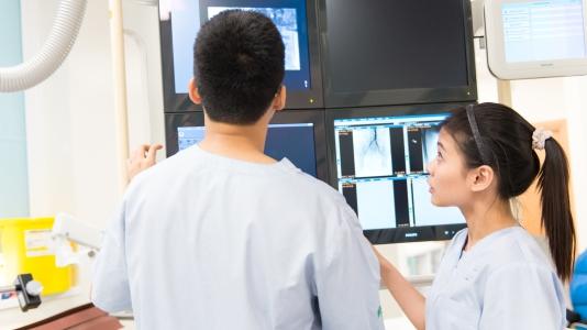 Radiography Xrays
