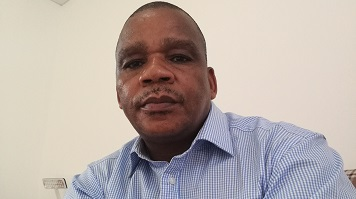 Lambert Tshweneetsile, alumnus, Executive Master of Public Administration