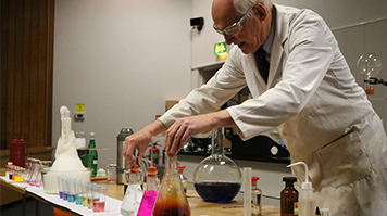 Salters' Festival of Chemistry for schools hosted by LSBU