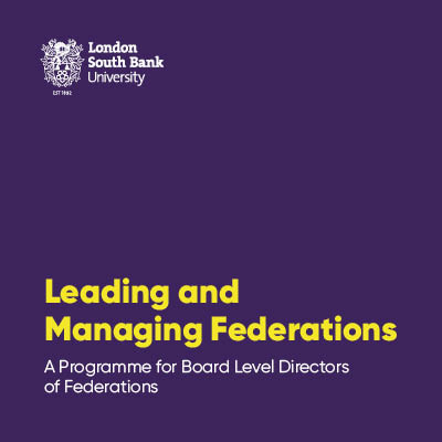 Leading and managing federations