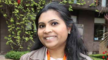 Narenza Dhanasar, Graduate Certificate in Non-Medical Prescribing, mature student