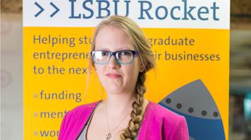 Lianne Howard-Dace, civic-minded postgraduate and social entrepreneur