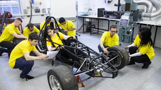 IMechE Formula Student team