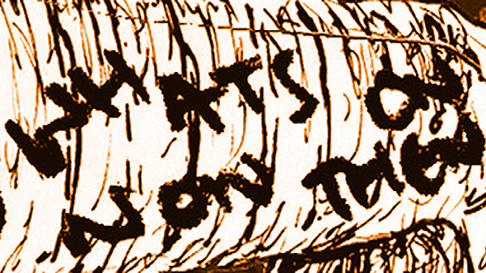 Magnetic South Elephant - orange