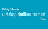 All Party Parliamentary Sustainable Built Environment Group logo