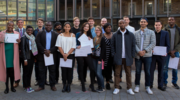 LSBU celebrates enterprise and entrepreneurship
