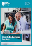 Cover of Knowledge Exchange  Brochure