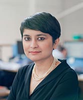 Shami Chakrabarty - photo by Liberty