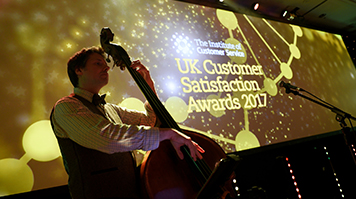 LSBU was recognised at the ICS UK Customer Satisfaction Awards