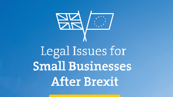 Legal issues after brexit