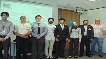 LSBU chemical engineering award winner