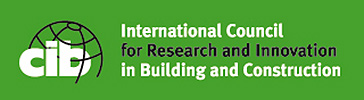 International Council for Research and Innovation in Building and Construction (CIB) logo