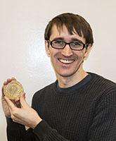 Simon Brown, LSBU student