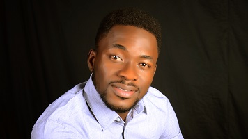 Emmanuel Tyohom, alumnus, Development Studies