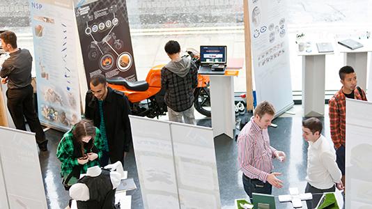 Product Design graduate degree show