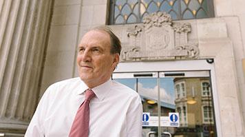 Sir Simon Hughes, Chancellor, London South Bank University (LSBU)