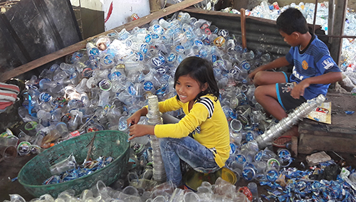 Waste management in Indonesia