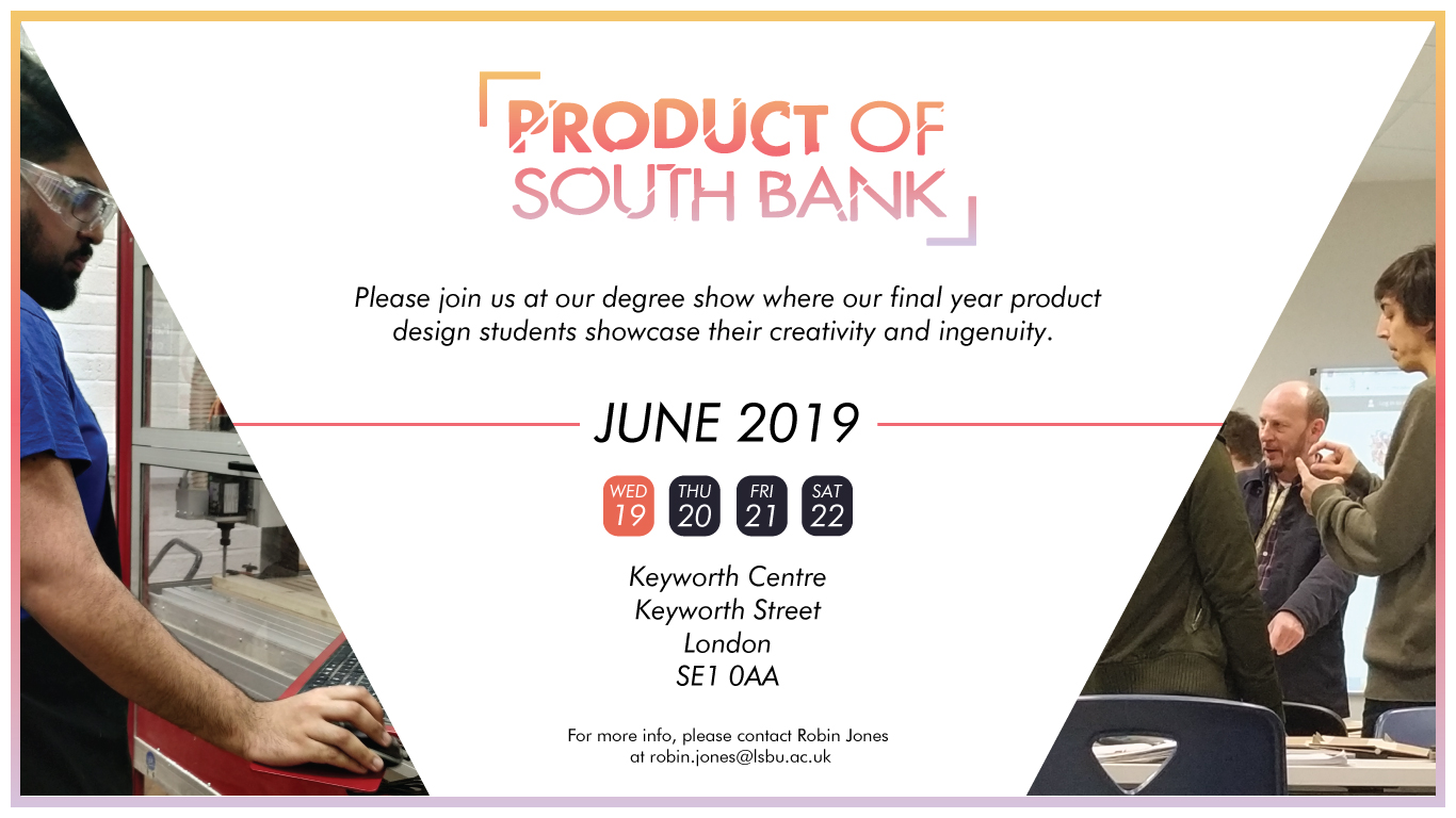 Product of South Bank, coming soon