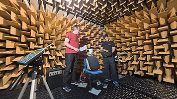 Acoustic Research Facilities
