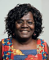 Professor Akua Kuenyehia