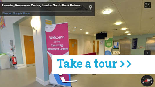 Learning Resources Centre Virtual Tour