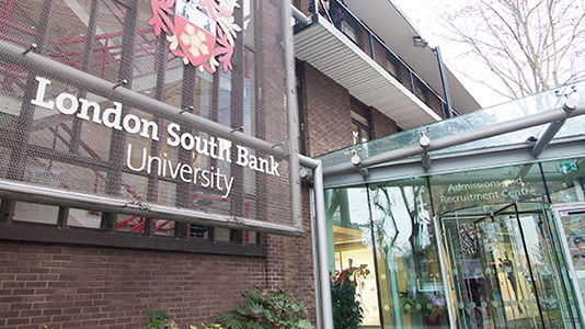 Location | London South Bank University