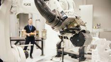 Robotic arm at DARLab