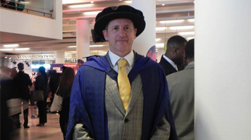 Karl Durrant, Professional Doctorate in Education