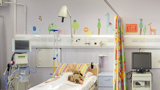 Children's Nursing skills lab