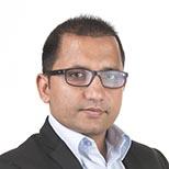 Dr Muddesar Iqbal