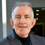 Patrick Callaghan, Dean of London South Bank University's (LSBU) School of Applied Sciences