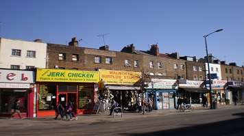 LSBU supports Southwark Council's successful bid to regenerate Walworth heritage