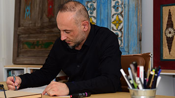 Studio Anares, Inan Gokcek