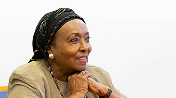 Edna Adan Ismail, Honorary Doctor