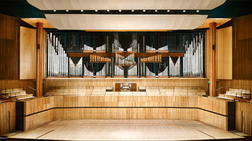 Royal Festival Hall's organ