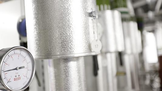 pipes under pressure