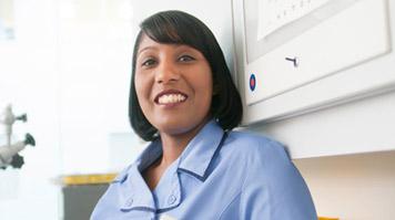 Nurse at LSBU