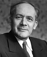Raphael Lemkin - photo by Alamy