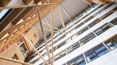 Internal view of Keyworth Building - London South Bank University