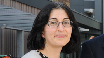 Safia Barikzai, Senior Lecturer in Informatics and Enterprise Champion for the School of Engineering