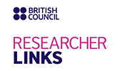 British Council Researcher Links logo