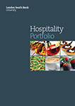 Hospitality Brochure Cover