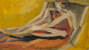 Dorothy Mead Reclining Nude