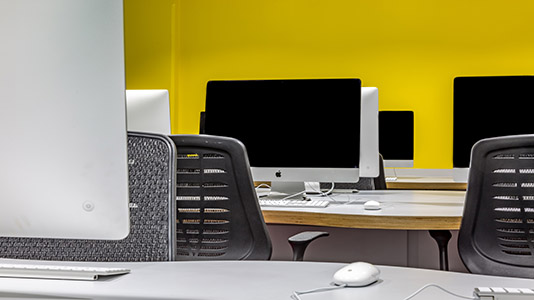 Inside the Mac Lab