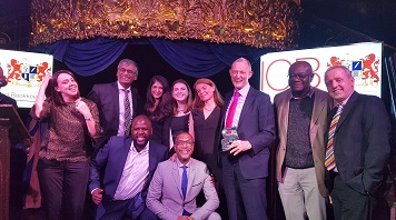 LSBU wins Accountancy College of the Year for second year running