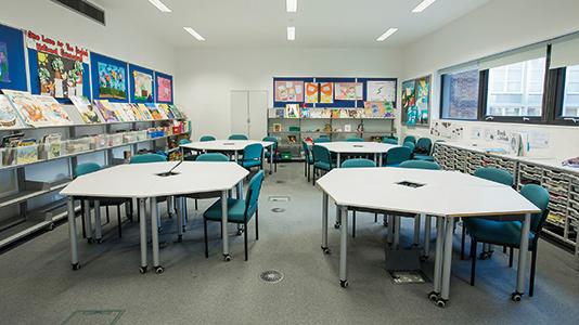 Education studies classroom facility