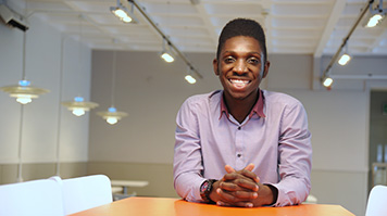 Emmanuel Owusu-Ansah, BA (Hons) Accounting and Finance, internship