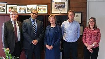 LSBU and Ryerson University Partnership